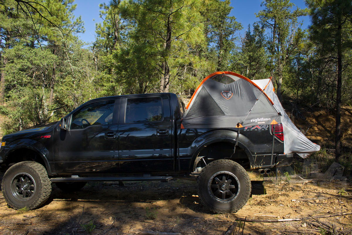 rightline gear f150 truck tent ford f150 forum. Black Bedroom Furniture Sets. Home Design Ideas