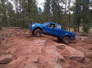 Rock Crawling in a 2011