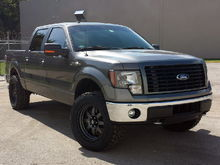 2012 Supercrew XLT 4x4