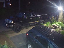 After three long years. Finally got my 6 inch rough country and 35's