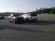 parking lot punks