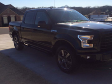 My 2016 Ford F-150 FX4