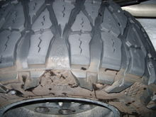35x12.5xR18 Nitto Mud Grapplers