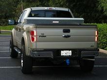 truk rear