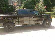My Blacked Out F150