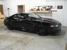 1999 Mustang GT 4V Cobra Swap