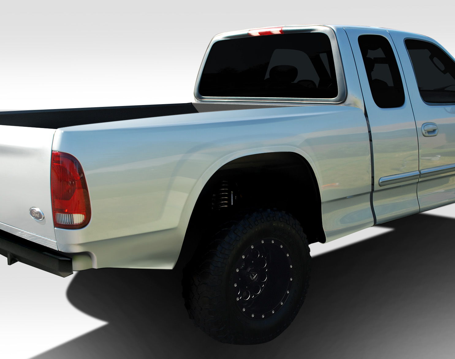 """New Duraflex Part -97-03 Ford F150 6FT Bed Off Road 4"""" Besides Now"""