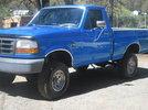 Garage - lil blue