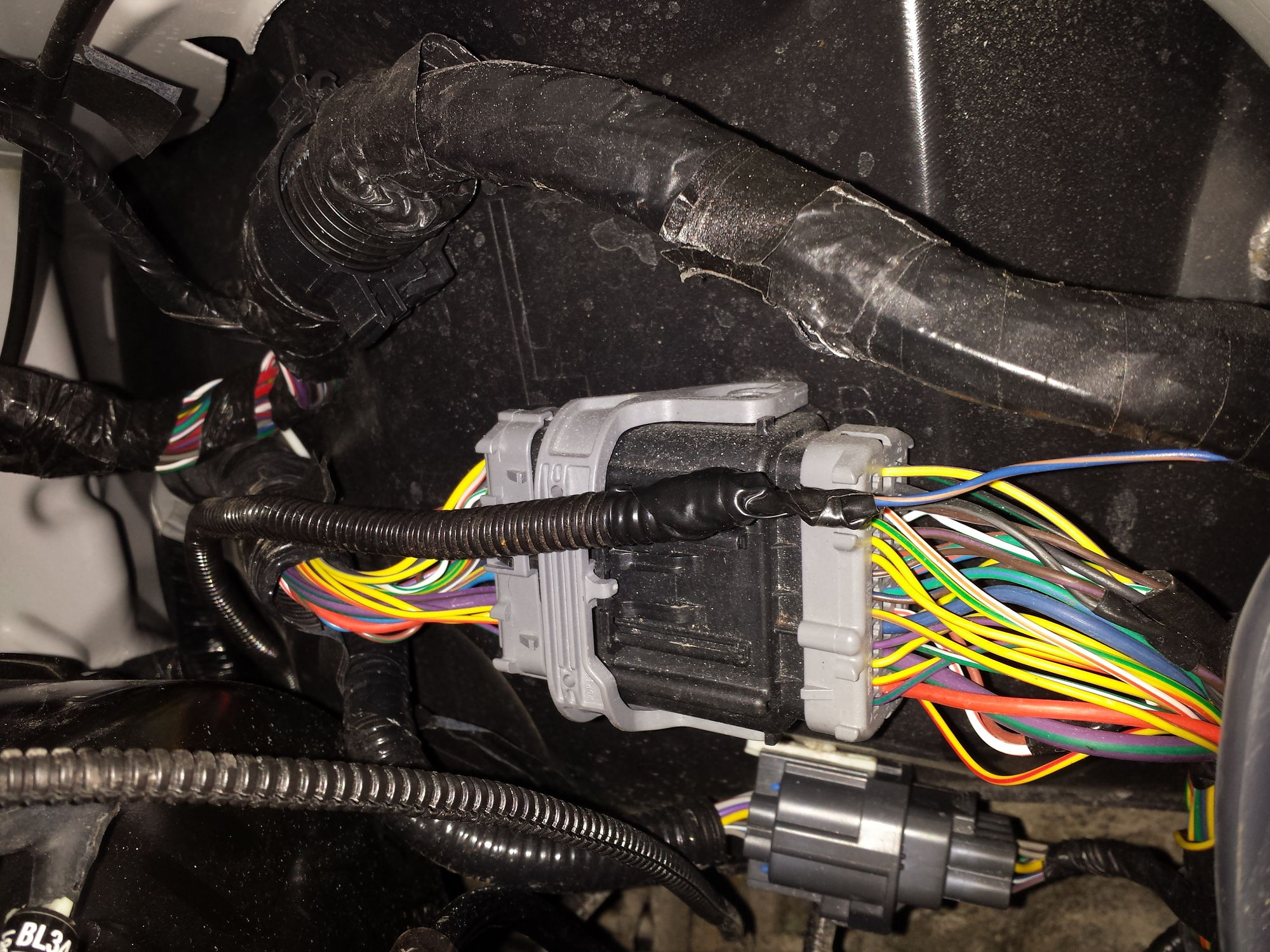 Truck Cap Wiring 2014 F150 Ford Truck Enthusiasts Forums