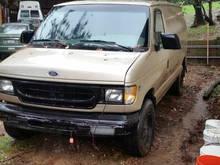 2000 E350 7.3 Camper Van Build