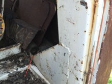 1960 F250 Crew Cab 4wd In Pieces