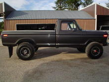 truck project 166