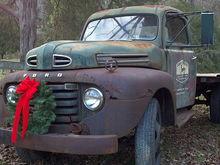1950 F-5 John Deere Truck