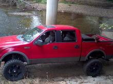 Garage - ol red