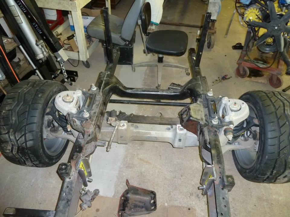 1950 Ford F 1 Project Redo Ford Truck Enthusiasts Forums