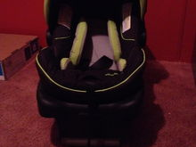 Out of 4 kids, this is the 2nd infant carrier we have owned.