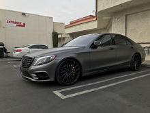 S550 Satin Dark Grey
