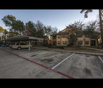 Eagle Crest Apartments Atascocita Tx