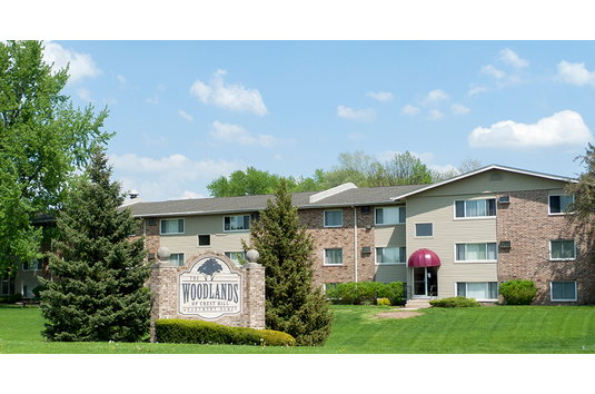 The Woodlands Apartments Crest Hill Il