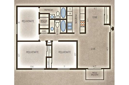 Gazebo Apartments In Nashville Tn Ratings Reviews Rent