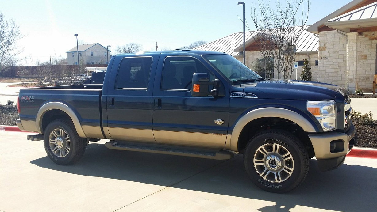 ford f250 towing and hauling specs ford trucks. Black Bedroom Furniture Sets. Home Design Ideas