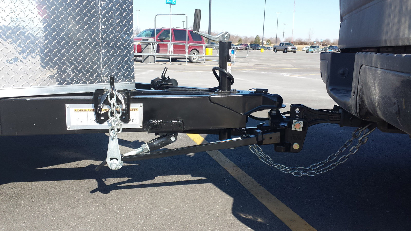 Types Of Trailer Hitches >> Ford F150 F250 Trailer Sway - Ford-Trucks