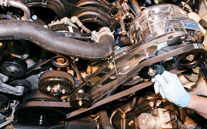 Ford F150 F250 Headlights Dim