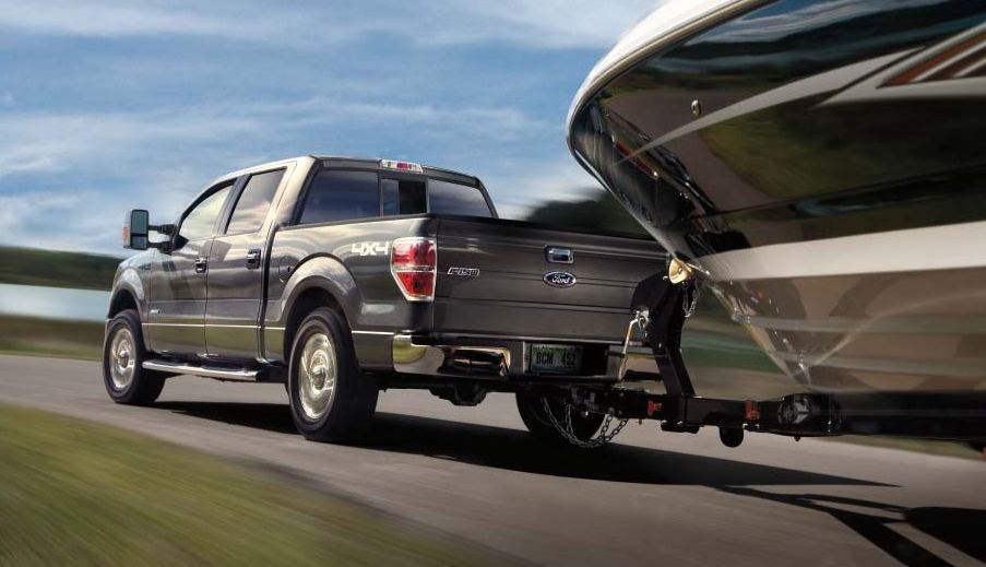Ford F 150 Towing And Hauling General Specifications Ford Trucks