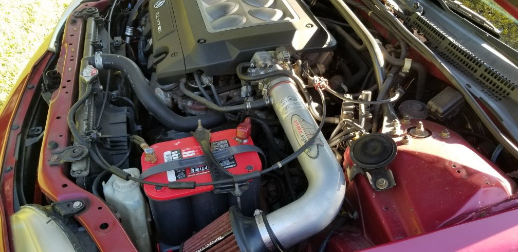 FS 1999 TL Transmission Failing Engine Strong Great For Parts Or