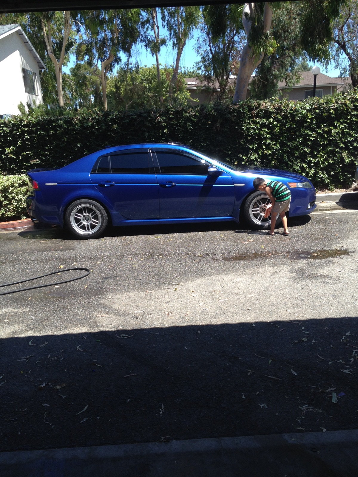 Wobble after coilover install - AcuraZine - Acura Enthusiast