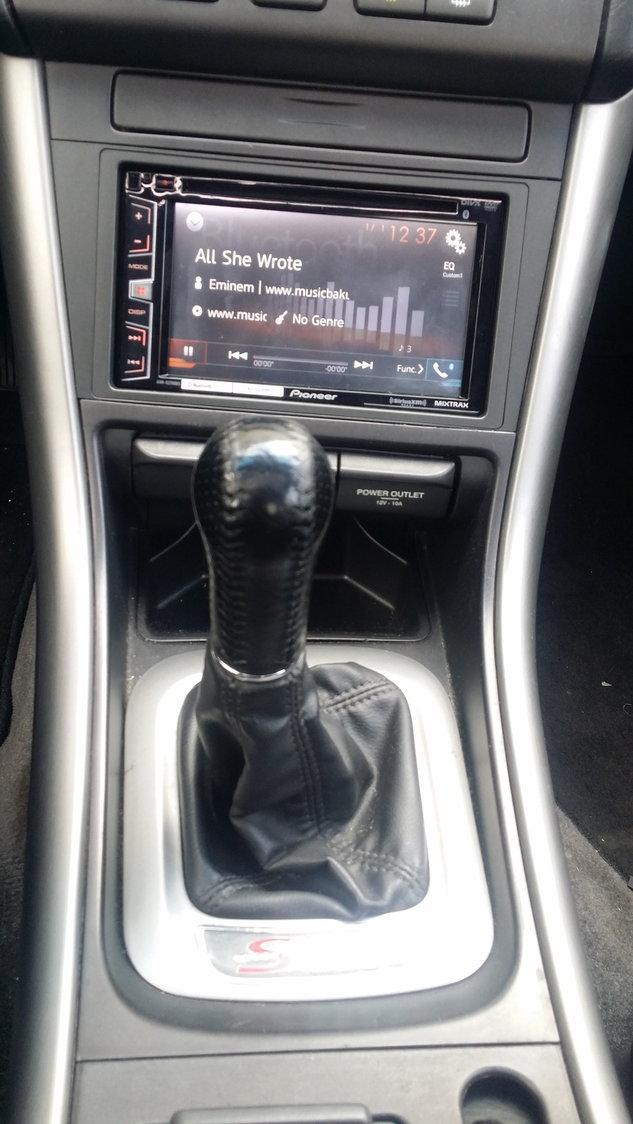 Stock radio upgrade - AcuraZine - Acura Enthusiast Community