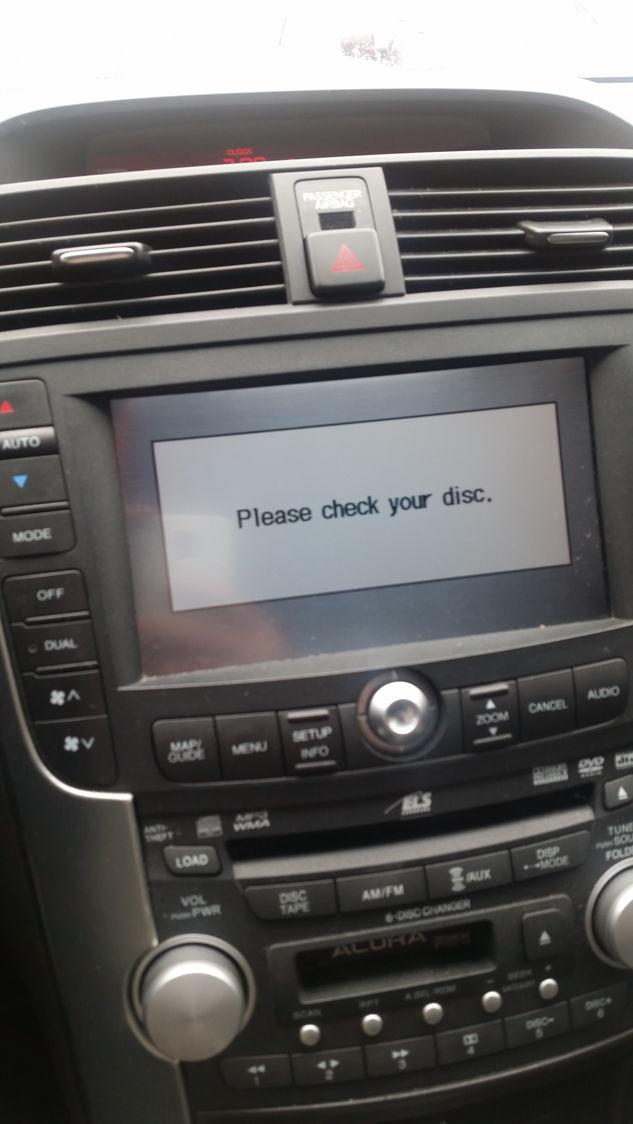 Acura hdd hack
