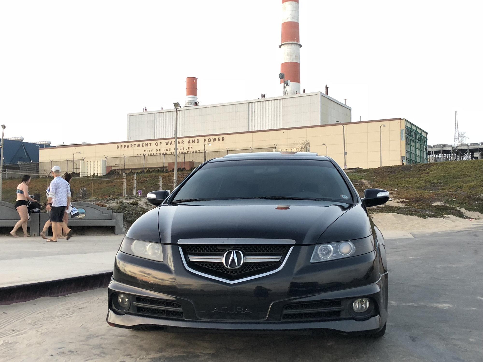 2007 Acura Tl Type S Navigation >> Fs 2007 Black Tl Type S 6spd W Navigation Acurazine Acura