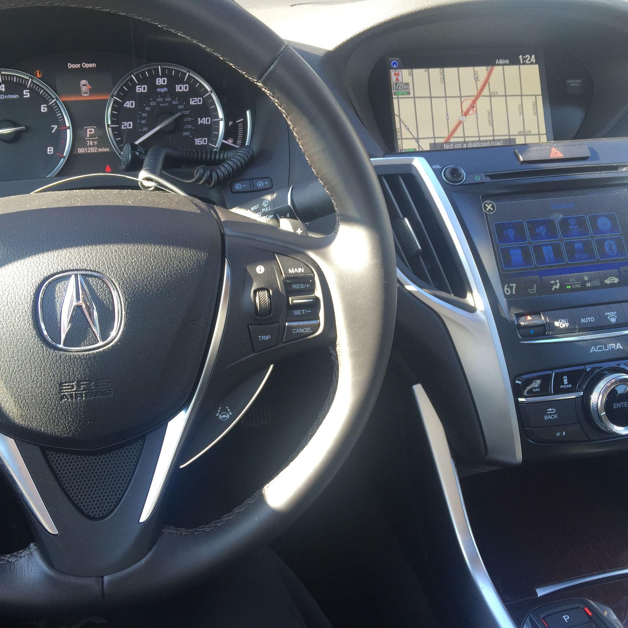 Marks 2015 V6 Sh AWD Tlx Build