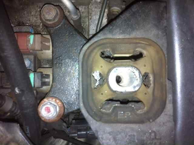 Broken Transmission Mount - Page 2 - Acurazine