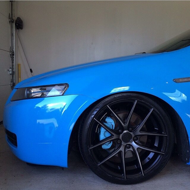 Anyone Running Vossen CV3 Wheels Or Replicas? I Need Some