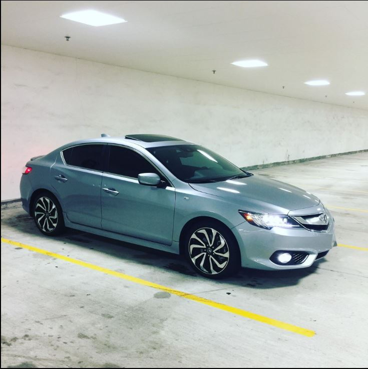 FS: 2016 ILX Tech+ A-Spec (Silver)