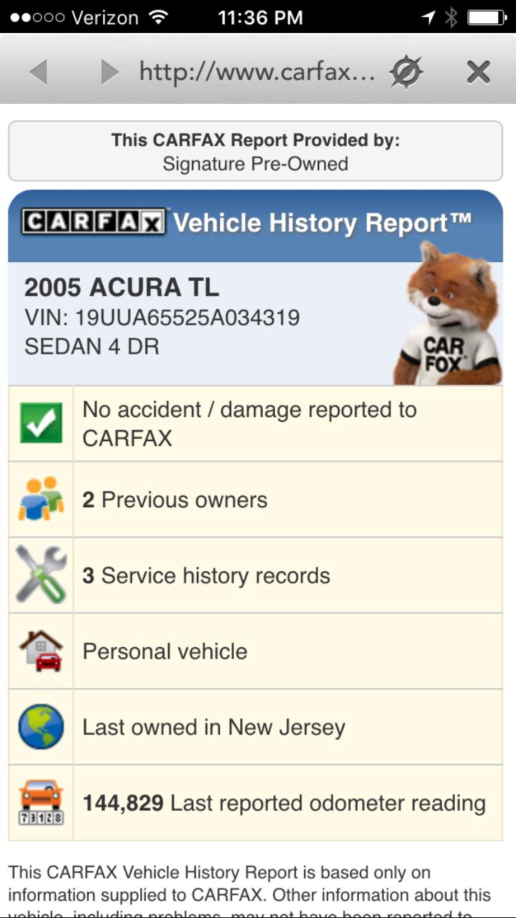 Closed 2005 Acura Tl 6 Speed Manual Kearny Nj