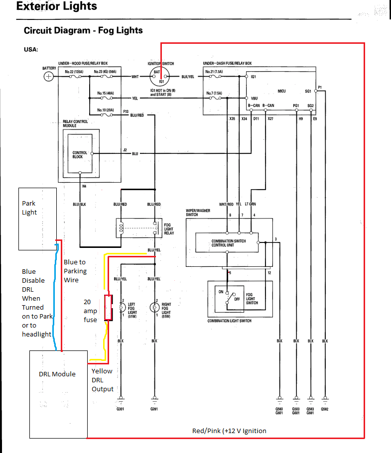 Grote Trailer Lights Wiring Diagram : Grote wiring diagram images