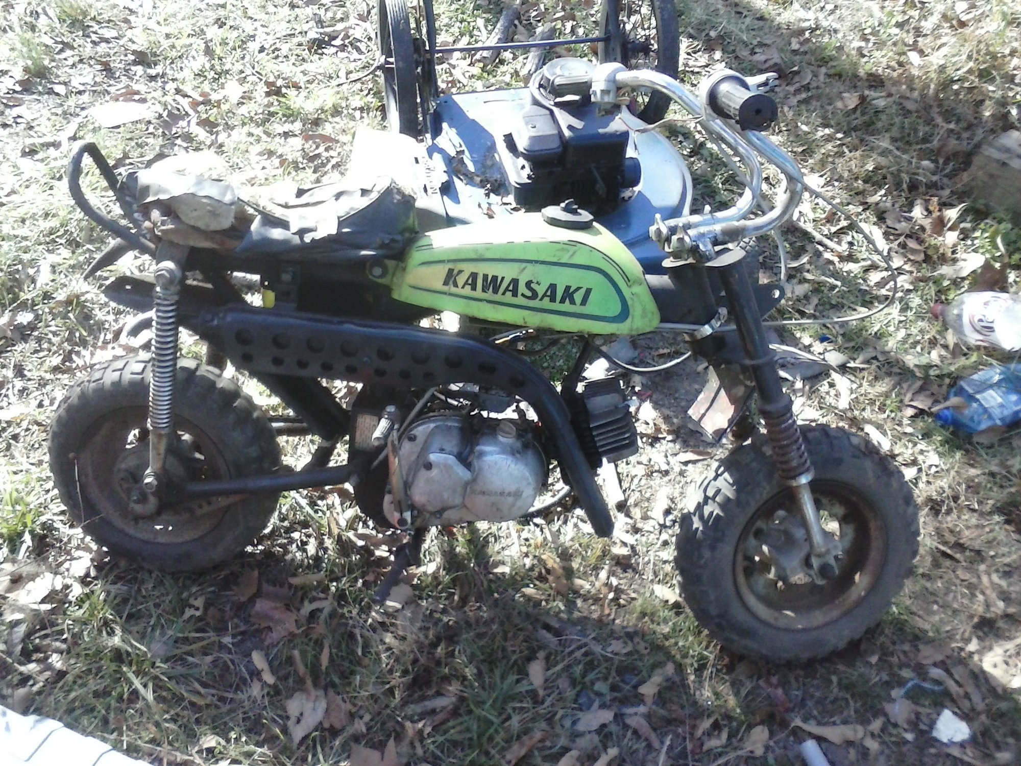 mini bikes I have owned - ATVConnection com ATV Enthusiast Community