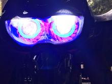 400ex Halo Lights
