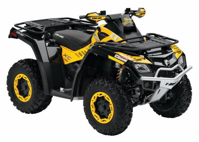 2010 Renegade 800 or 800 XXC?   Can-Am ATV Forum