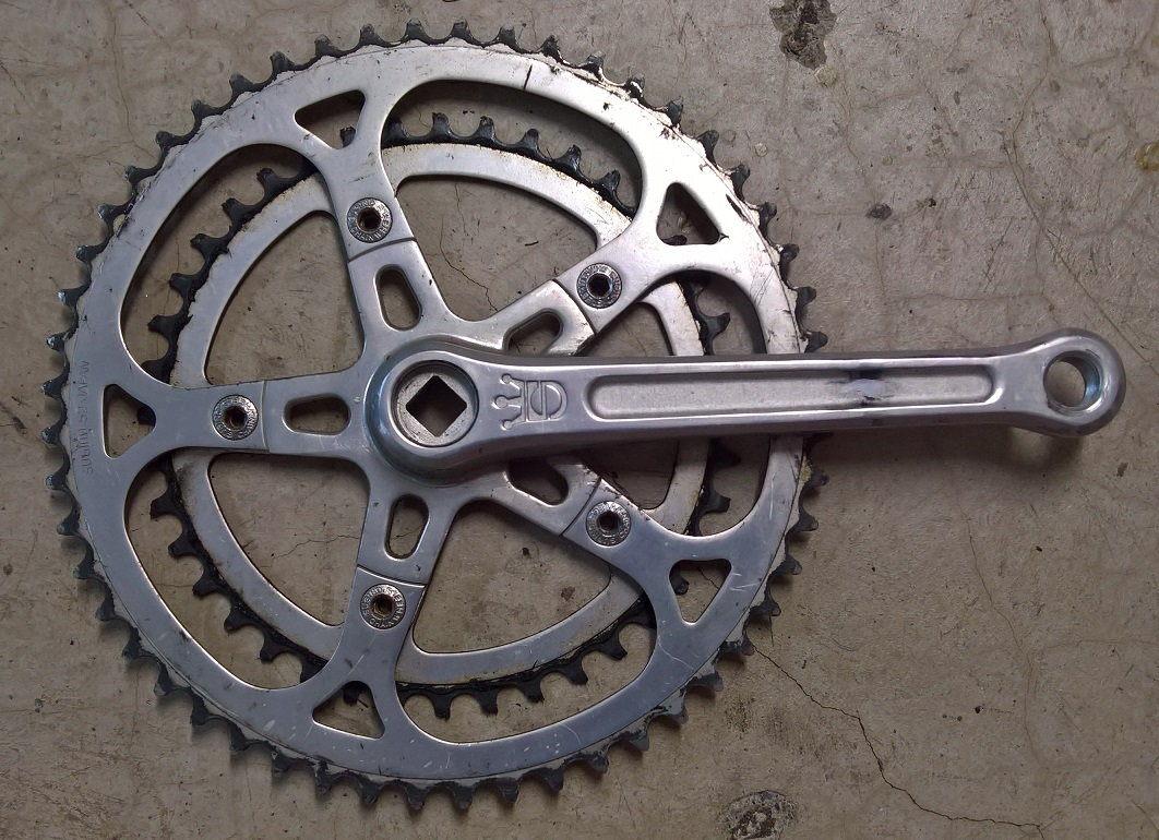 Sugino 52t 130mm Outer Chainring