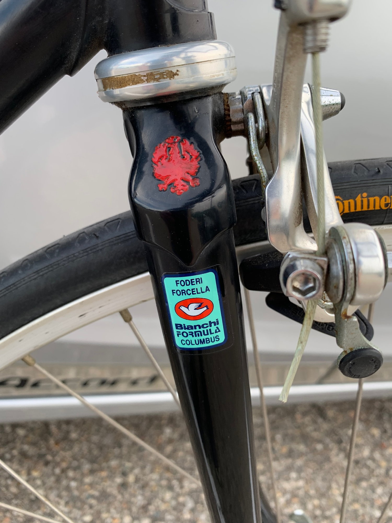 Happened To Be A Bianchi Limited In My Size It Was Asking 60 For The Bike And Deal I Couldnt Pass Up Really Not Sure About Keeping