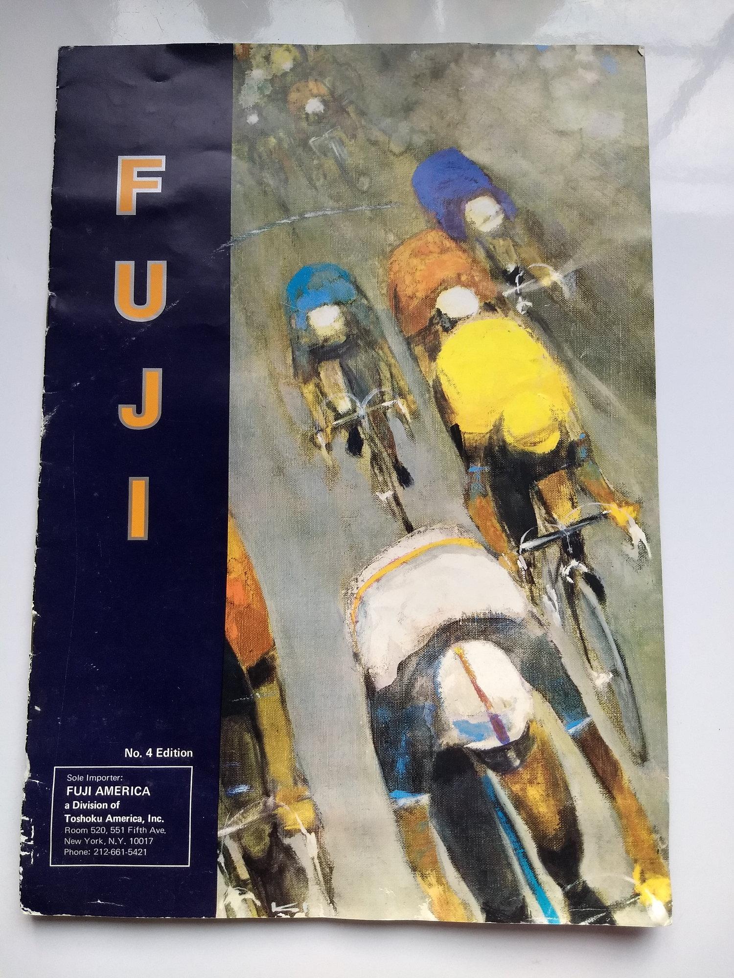 Dating Fuji fietsen