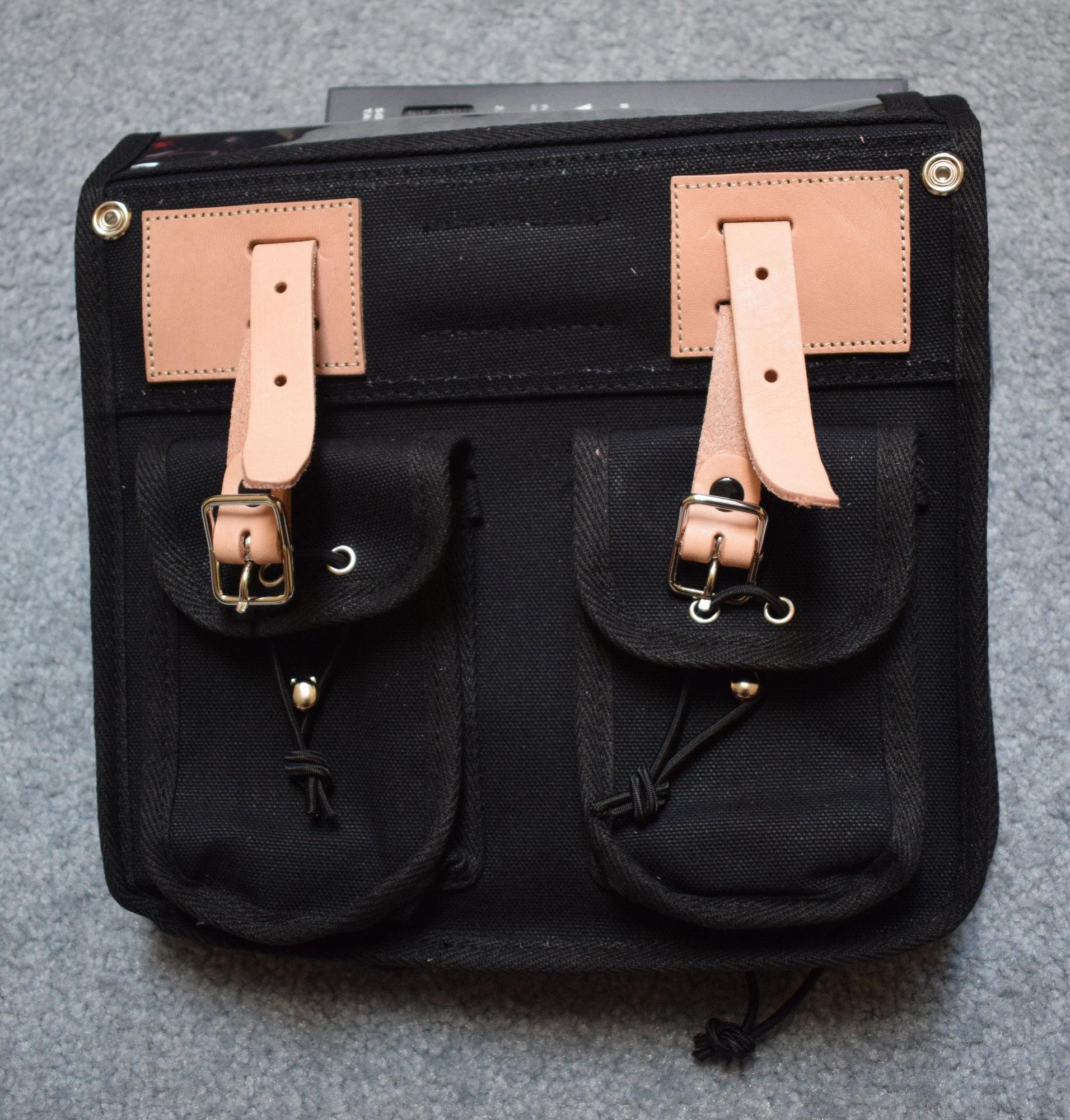 Cardiff Kilgetty Handle Bar Seat bag Brand new