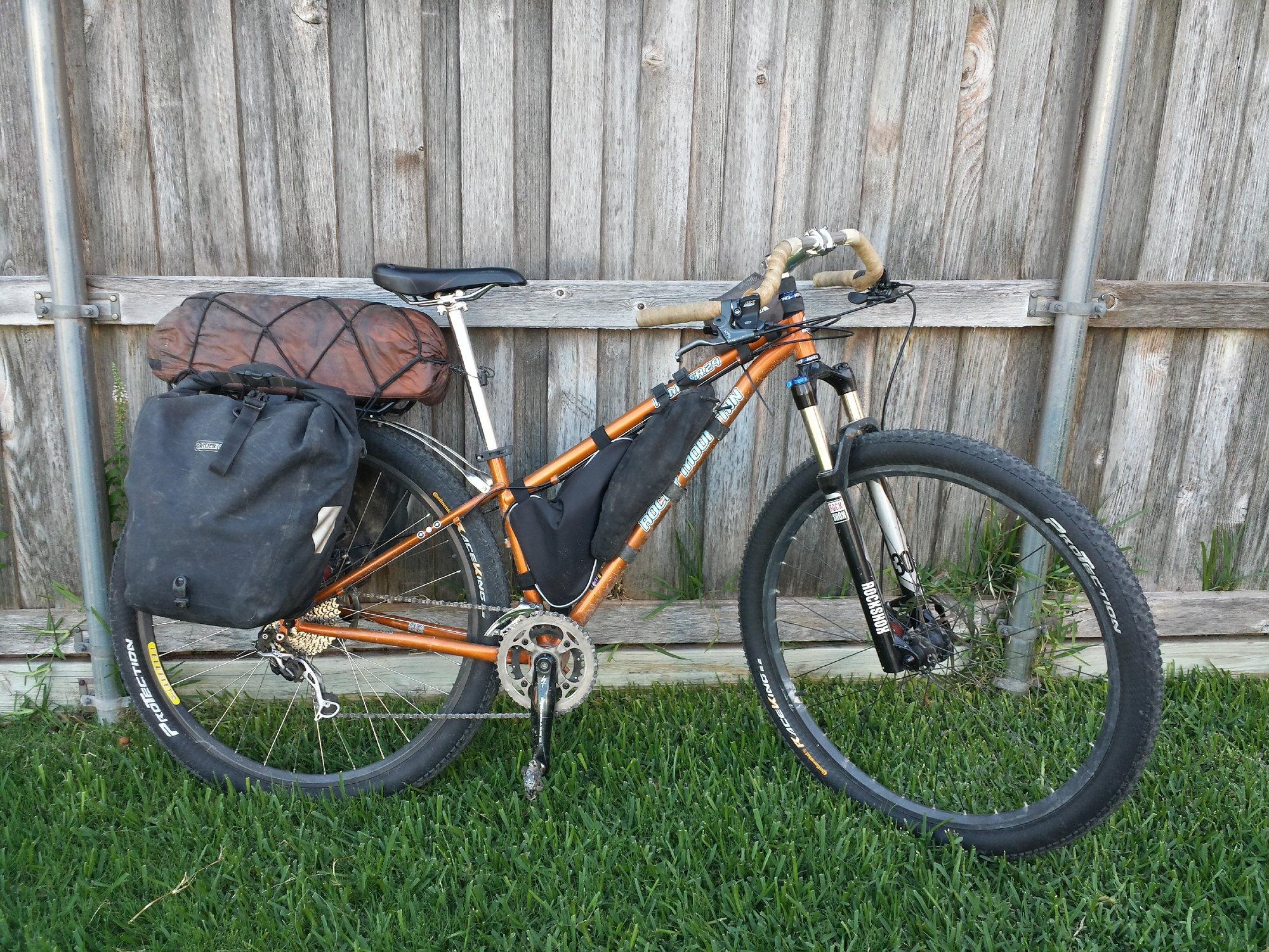 Combatting Washboard - Bike Forums