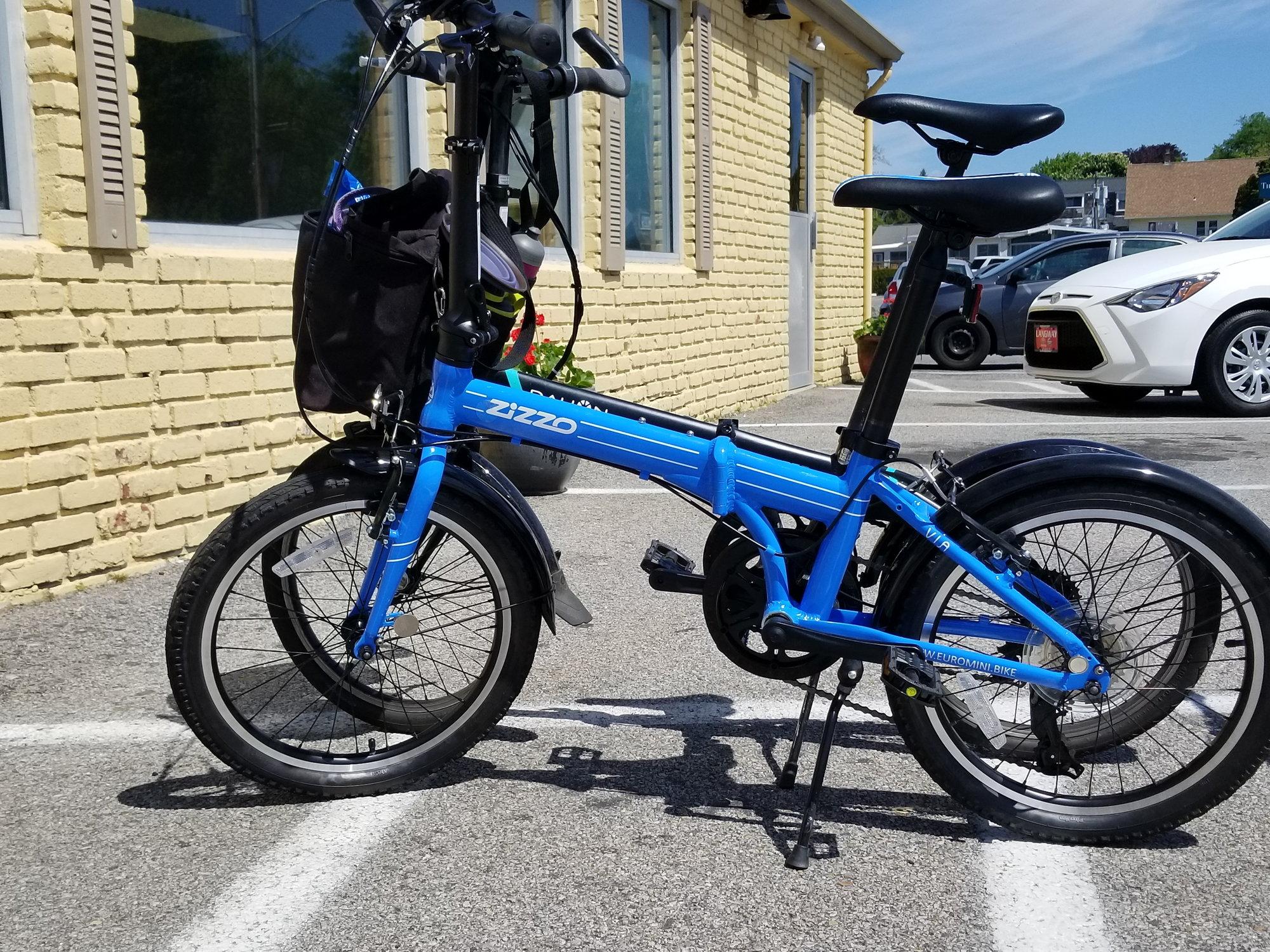 Citizen Vs Euromini Bike Forums