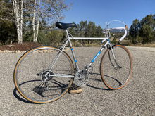 1977 Raleigh gran prix with up grades
