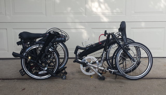 Tikit Is Being Phased Out For The Pakit Bike Forums